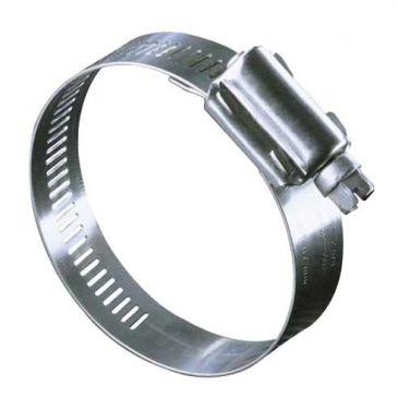 RVS Slangklem 11-23mm.