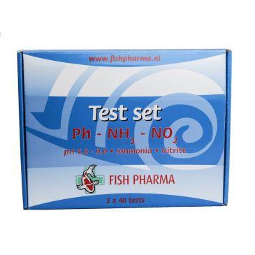 Fish Pharma Testset PH-NH3-NO2