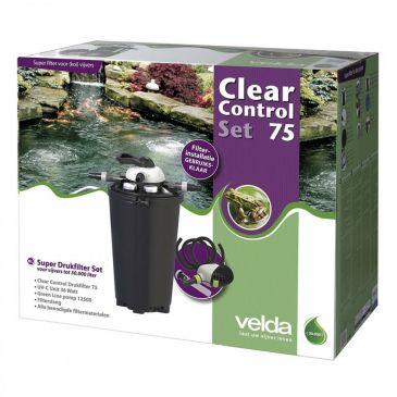 Velda clear control 75 Set