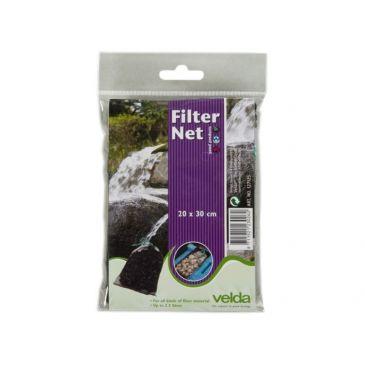 Velda filternet 20x30cm.
