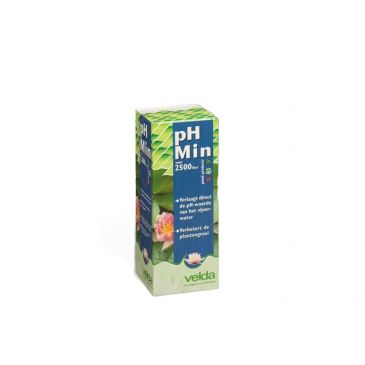 Velda ph min 250ml.