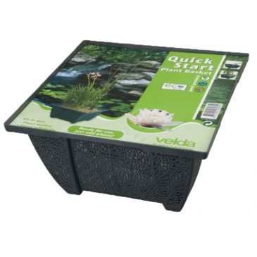Velda quick start plant basket