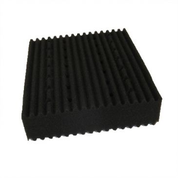 Vervangmousse zwart smal ProfiClear M5