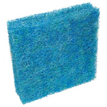 Japanse mat blauw voor Cross-Flow Biofill