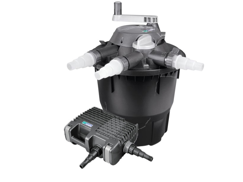 Vijverfilter set Bioforce revolution 12000 Hozelock