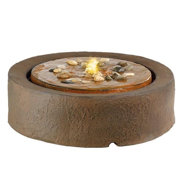 Waterornament Fire Plate
