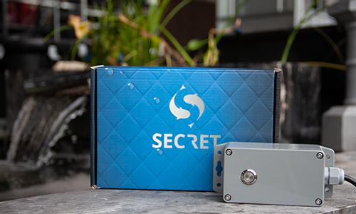 Vijverleven is officiële Secret dealer